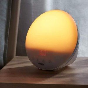 低至5.2折 €53.6起Philips 飞利浦智能唤醒床头灯 让温暖的光将你从睡梦中唤醒