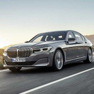 成功人士的新首选2020 BMW 7系中期改款 外观大变动