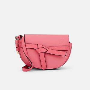 LoeweGate Mini Leather Shoulder Bag Gate Mini Leather Shoulder Bag