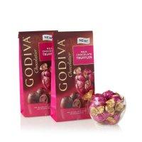 Godiva 牛奶松露巧克力 19粒装 2袋