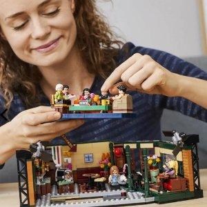 低至7折+额外8.5折Lego 精选折上折 超级玛丽、好朋友、城市、建筑系列都有