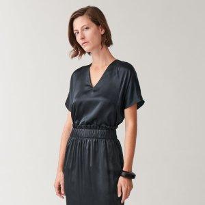 低至3折+额外8折 连衣裙$24折扣升级:COS 冬季大促 气质女装、鞋包配饰热卖