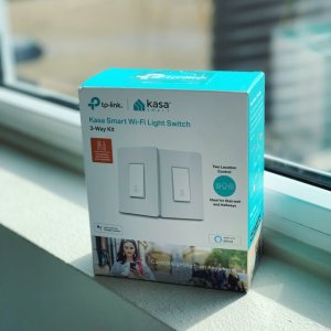 低至$16.99TP-Link Kasa WiFi 智能插头、开关热卖  更智能 更安全