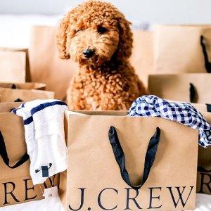 门店关店清仓 低至3折J.Crew 美式休闲服饰品牌 相继关店 或将步Sears后尘?