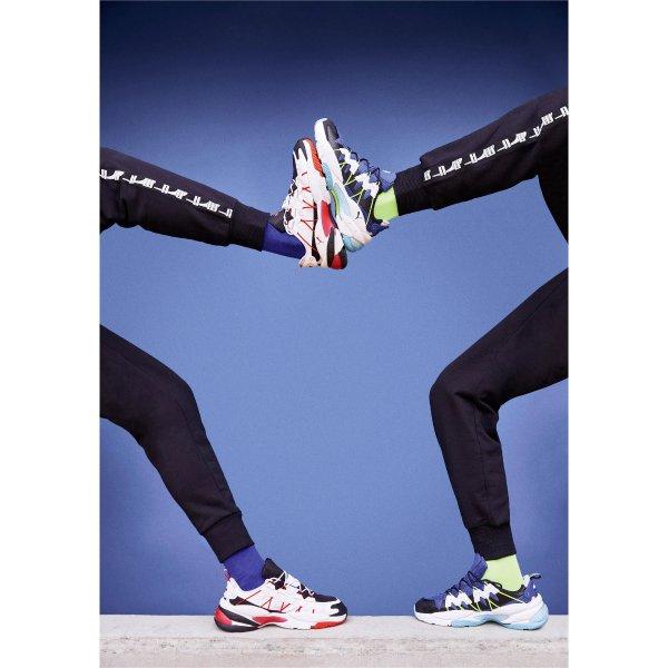 LQDCELL Omega运动鞋