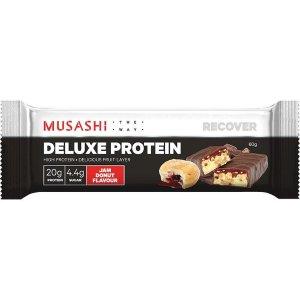 MusashiDeluxe Protein Bar 能量棒 Jam Donut