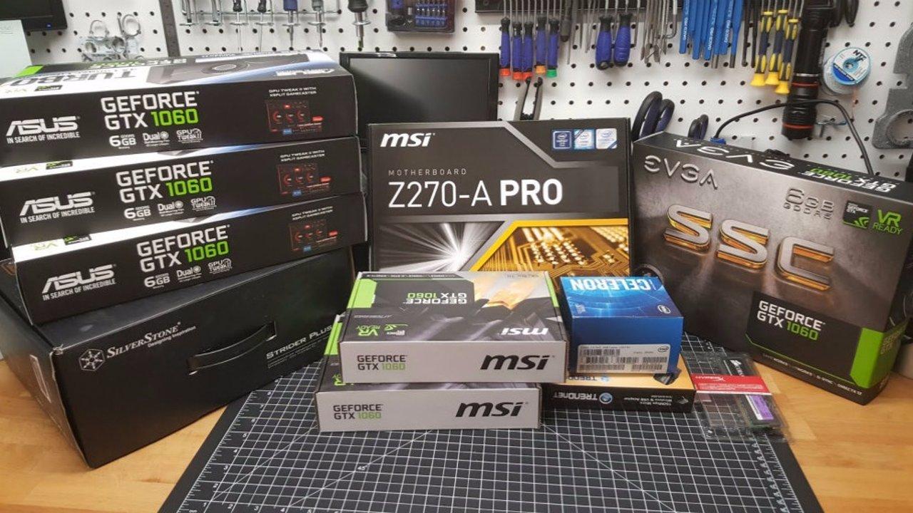 DIY你自己的PC,硬件搭配推荐大比拼