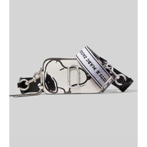 Marc Jacobs史努比合作款 相机包