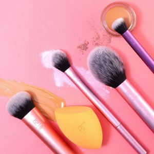 买3件享6.5折 €15收美妆蛋6只Real Techniques 美妆工具 囤货好时机 收美妆蛋、彩妆刷套装