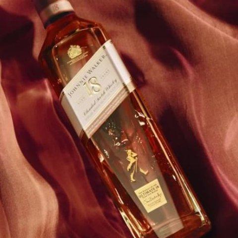 $97(原价$128.99)免费注册Johnnie Walker 18年调和威士忌会员特价 仅限官网