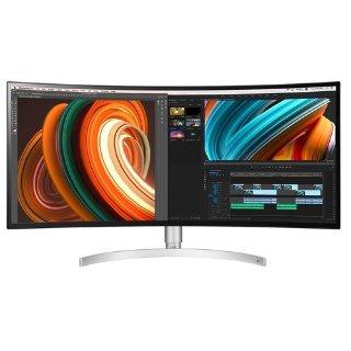 LG 34吋曲面超宽屏显示器 2K HDR 75Hz FreeSync 34WK95C-W