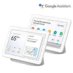 Google Home Hub 2-Pack