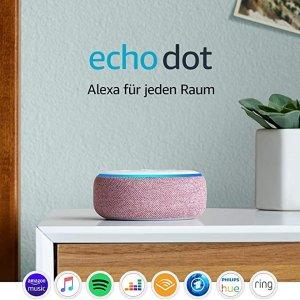 AmazonEcho Dot 3.0 智能音响