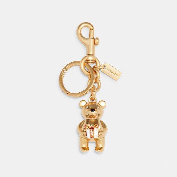 小熊钥匙扣包挂