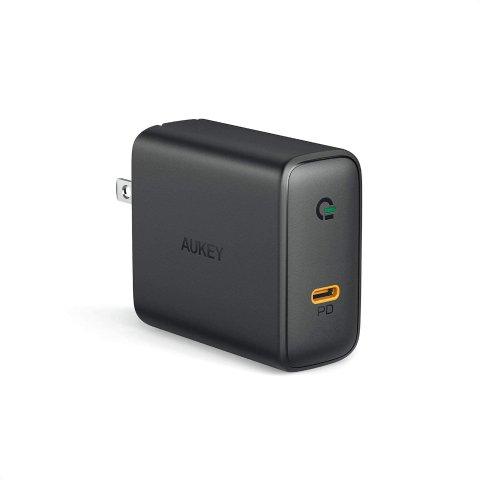 AUKEY USB-C GaN 60W PD 3.0 Charger