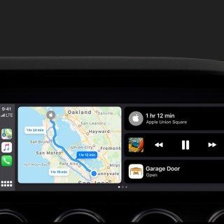 """WWDC2019最新发布Apple """"重磅升级""""全新设计 CarPlay"""
