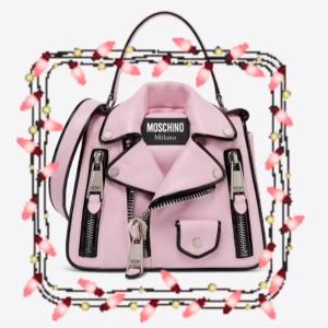 定价优势+低至5折 收封面同款Moschino 精选美包配饰热卖 又萌又酷就是它