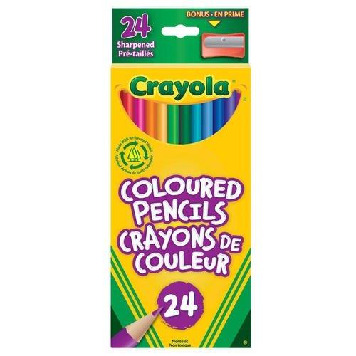 24色彩铅