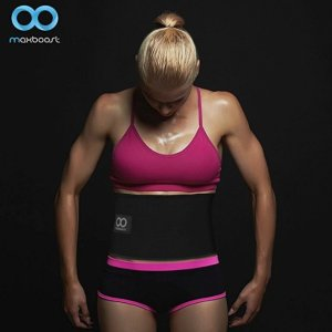 $10.89Maxboost Waist Trimmer, Maxboost Premium Weight Loss Ab Belt for Men & Women @ Amazon.com