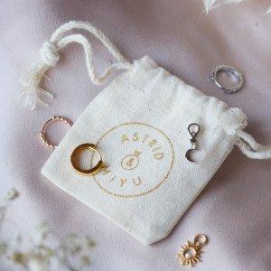 低至5折 开口戒指$76Astrid & Miyu 精选饰品热卖 小众品牌给你出众的精彩