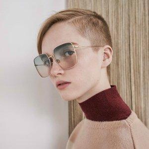 低至8折 网红Dior墨镜$303Dior 超火方形飞行墨镜,多色可选