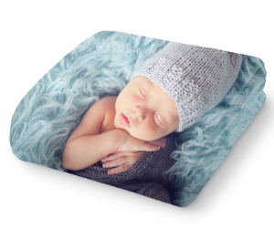 50% off Photo Blankets (size 50x60) @ CVS
