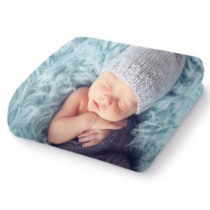 享5折CVS 订制图案毛毯促销(尺寸 50x60)