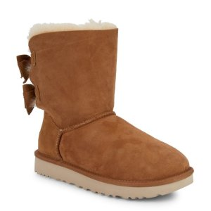 $129.99UGG Melani Shearling-Lined Suede Boots