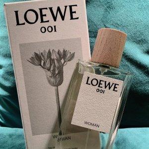Loewe斩男香,热门爆款!001 女香 30ml