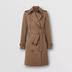 BurberryTropical Gabardine Trench Coat