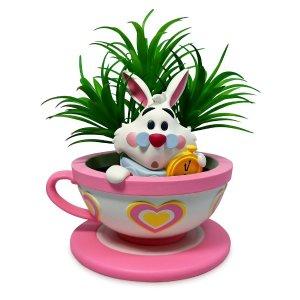 DisneyWhite Rabbit 多肉花器