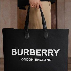 低至5折  经典风衣、羽绒服收起来上新+再降价:Burberry 英伦风格子美衣、美包热卖