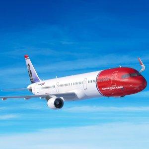 Norwegian Air 美国往返欧洲机票大促 日期覆盖至10月