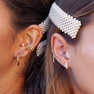5折起!$70收星星毛衣链Astrid & Miyu 季中大促 精美项链、耳钉、戒指热卖中