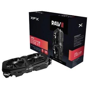 $369.99 送3月XGP+2游戏XFX AMD Radeon RX 5700 XT RAW II 显卡