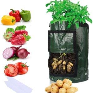$28.89收2个果蔬种植袋 没有院子也可以轻轻松松种蔬菜