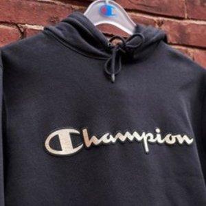 低至4折Champion官网 卫衣、T恤等清仓热卖
