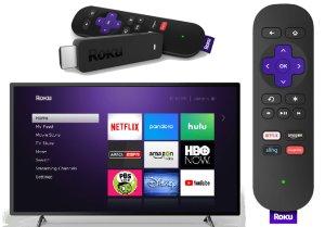 $31.99起限今天:Roku Streaming Stick+ 智能电视棒1日特促 官翻