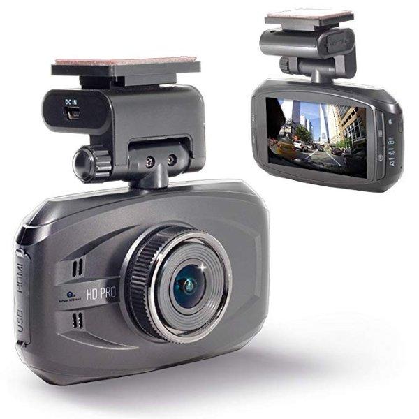 HD PRO 2K 170°广角 GPS HDR 夜视 行车记录仪