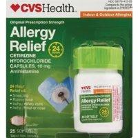 CVS Health 过敏药
