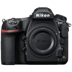 $2499 (原价$3299.95)Nikon D850 45.7MP 全幅旗舰单反 官翻