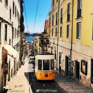 一起体验小黄车的轨迹卢森堡往返里斯本机票 低至€47