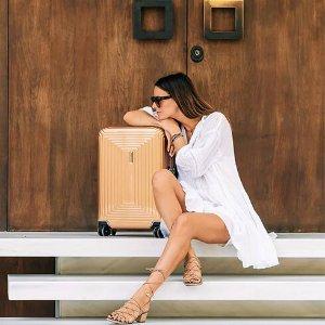 注册VIP 低至4折 £98收登机箱Samsonite新秀丽官网黑五大促 行李箱组合更优惠