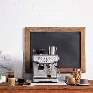 低至6折De'Longhi、Breville 面包机、咖啡机全都有