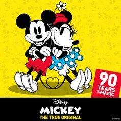 低至4折 收漂亮服饰和毛绒玩具庆米老鼠诞生90周年 迪士尼卡通形象儿童产品大促