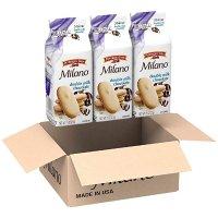 Milano 牛奶巧克力饼干 7.5 oz 3包