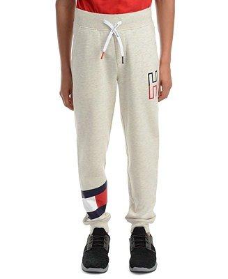 男大童运动长裤