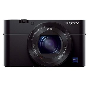 Sony返现£100RX100 III黑卡3