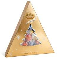 Lindt LINDOR 圣诞树礼盒 5.9oz 14颗