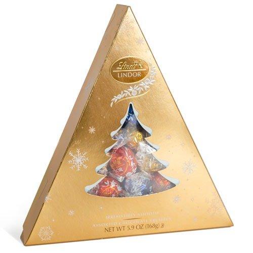 LINDOR 圣诞树礼盒 5.9oz 14颗